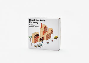 Blockitecture Building Blocks - Factory