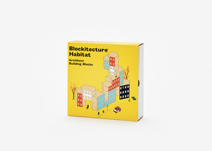 Blockitecture Building Blocks - Habitat