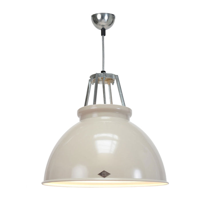 Titan Pendant Light Size 3 - 12 Colours Available