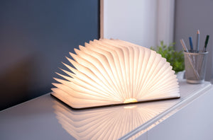 Smart Booklight Wood
