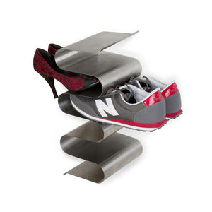 Nest Wall-Mounted Shoe Rack