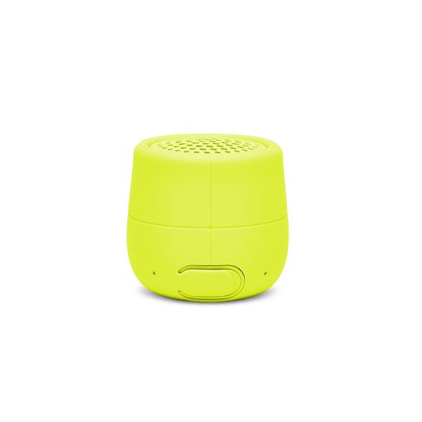 Mino X - Water Resistant Speaker - Acid Yellow