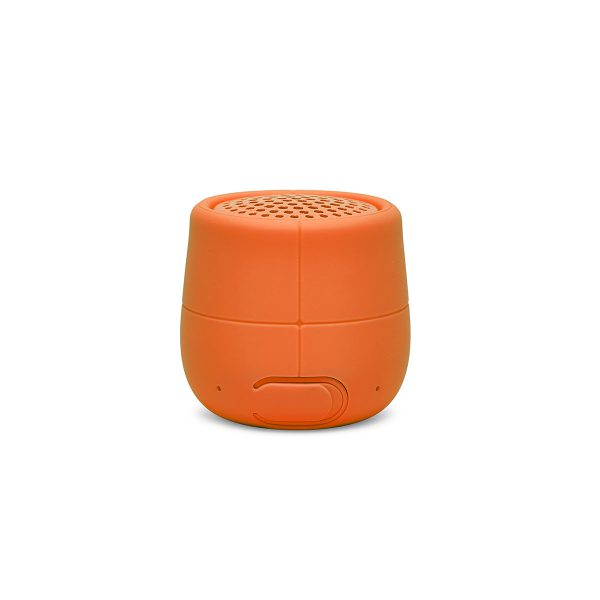 Mino X - Water Resistant Speaker - Orange