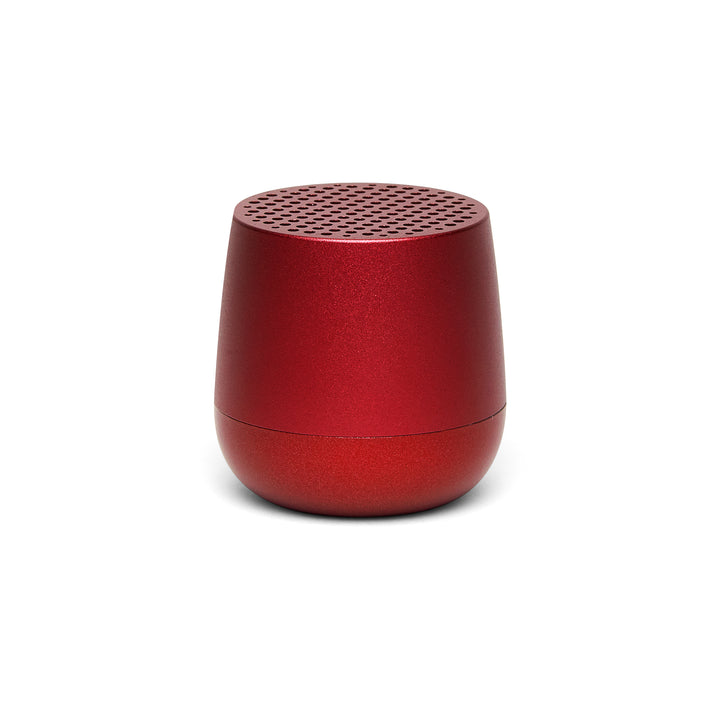 Mino Portable Bluetooth Speaker - Red