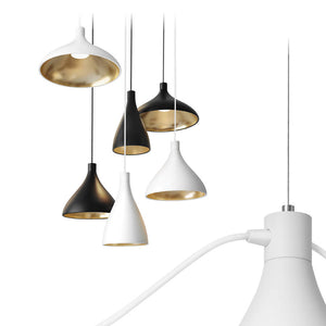 Swell Pendant Lights