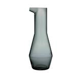 NUDE Beak Water Carafe - Smoke