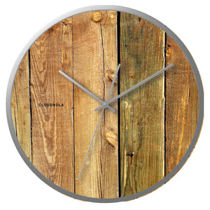 Structure Beams Wall Clock