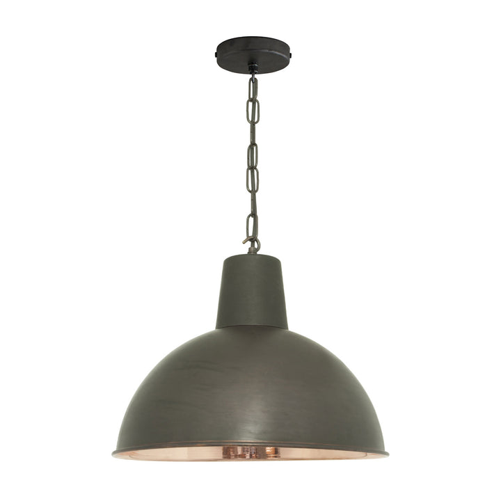 Medium Spun Reflector 7164 Pendant