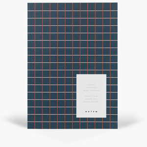 Vita Softcover Medium Notebook - Dotted