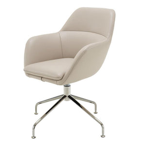 Amédée Swivel Carver Chair