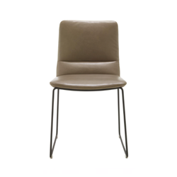 Bend Dining Chair - 4 Leg Options Available