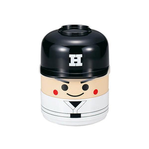 Kokeshi Small Bento Box - Yakyu Boy