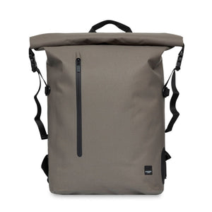 Thames/Cromwell Water Resistant Roll Top Backpack Khaki