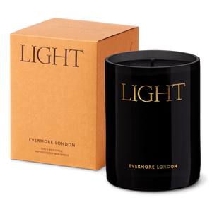 Evermore Light Large Candle