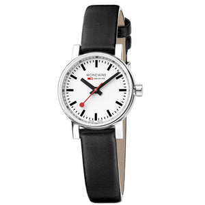 Evo2 Petite 26mm Black Strap Watch