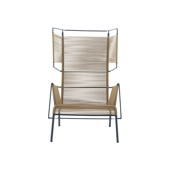 Fifty Outdoor Armchair