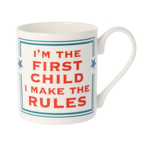 I'm The First Child Mug
