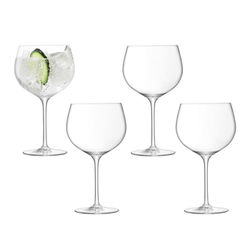 Gin Balloon Glasses - Set of 4