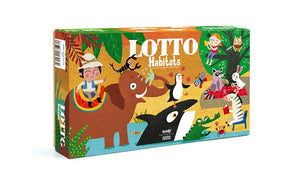 Lotto Habitats Game