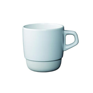 SCS Stacking Mug White