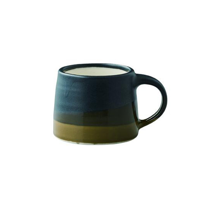 SCS Espresso Mug Black & Brown