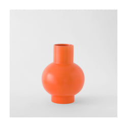 STRØM Vase Large Orange