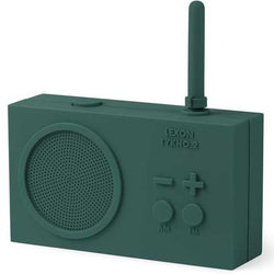 TYKHO 3 FM Radio & Bluetooth Speaker - Dark Green