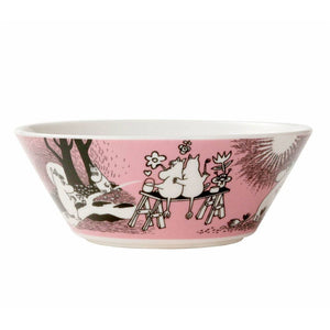 Moomin Love Pink Bowl