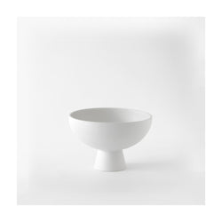 STRØM Bowl Medium White