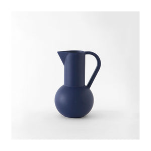 STRØM Jug Medium Blue