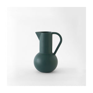 STRØM Jug Medium Green