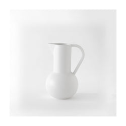 STRØM Jug Medium White
