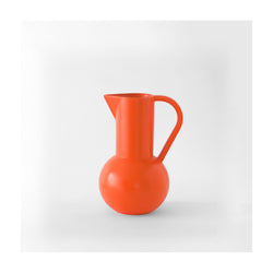 STRØM Jug Medium Orange