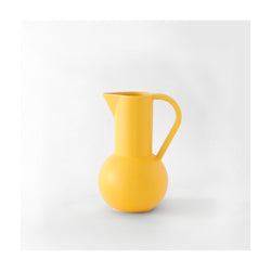 STRØM Jug Large Yellow