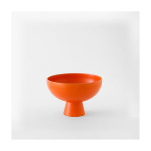 STRØM Bowl Large Orange