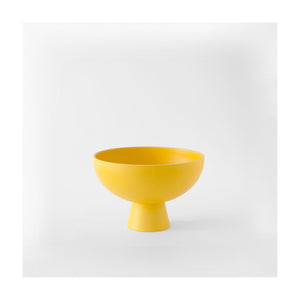 STRØM Bowl Large Yellow