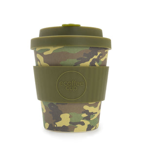 Ecoffee Cup 8oz Mike & Eric