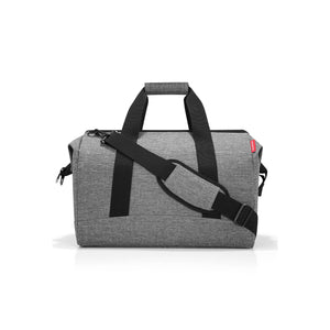Allrounder Large Twist Silver Bag
