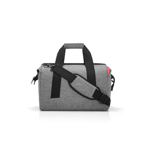 Allrounder M Twist Silver Bag