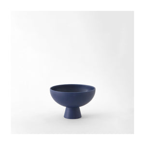 STRØM Bowl Small Blue