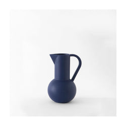 STRØM Jug Small Blue