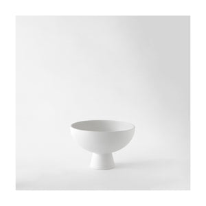 STRØM Bowl Small White