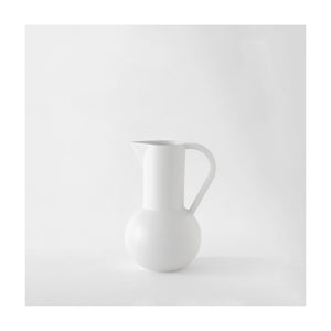 STRØM Jug Small White