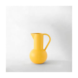 STRØM Jug Small Yellow
