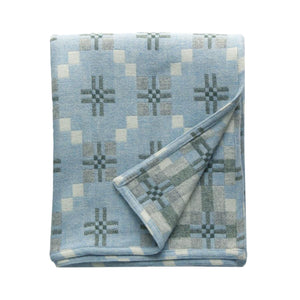 St Davids Cross Throw - Bluestone