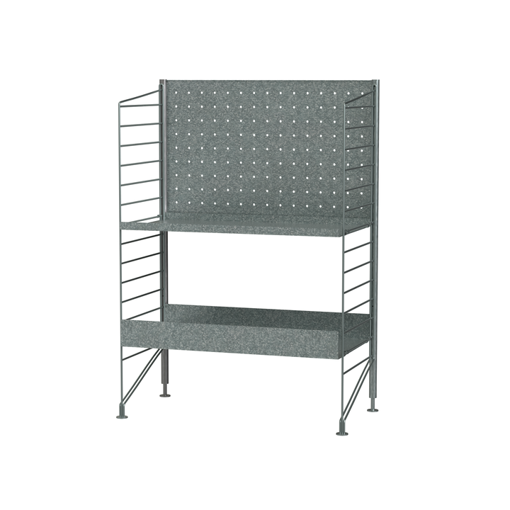 String - Outdoor Galvanised Storage