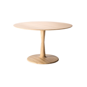 Oak Torsion Dining Table - 2 Finishes Available