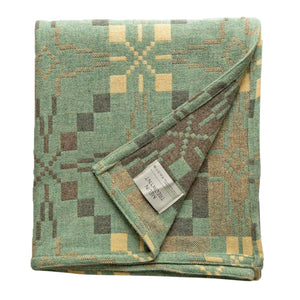 Vintage Star Throw - Mint