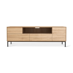 Oak Whitebird TV Unit
