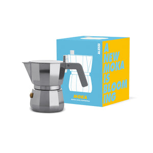 Moka Espresso Coffee Maker - 3 Cup